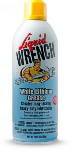 Smar wysokotemperaturowy na bazie litu L6 WHITE LITHIUM GREASE with CERFLON Gunk 359 ml