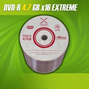 DVD-R Extreme 1156 4,7GB 16x 100szt. spindle